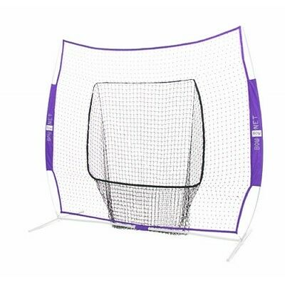 (purple) - Bownet Big Mouth Replacemnet Net - Colours ( BOWBM-R-colour )