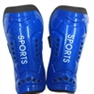 (Blue) - Westeng Football Shin Guards. Free Delivery