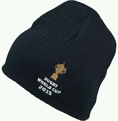 Rugby World Cup 2015 -  Tournament Beanie - BNWT - Official