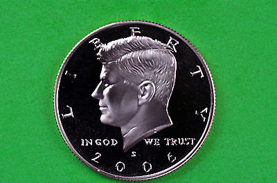 2006-S Kennedy Half Dollar Deep Cameo US GEM  Proof Coin (c/n clad)