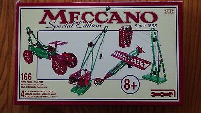 meccano special edition no.0530