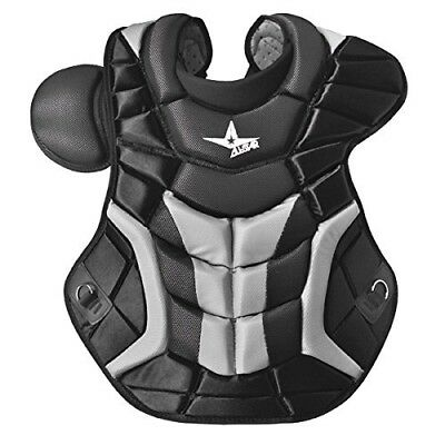 (Dark Green) - All-Star System 7 Adult Chest Protector 42cm. Best Price
