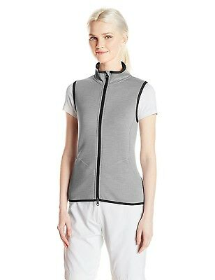 (Small, Gray) - Skechers Women's Whistler Vest. Huge Saving