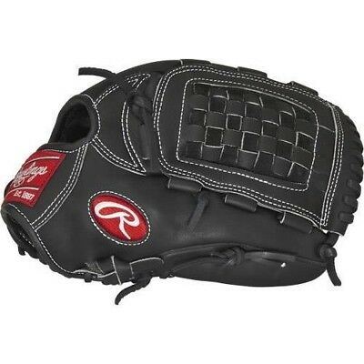 """(Right Hand Throw, 12.5"""", Black) - Rawlings Heart of the Hide Dual Core"""