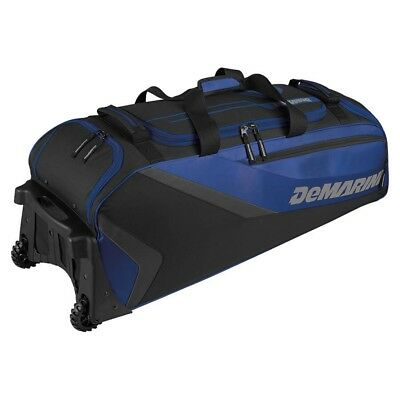 (royal) - DeMarini Grind Wheeled bag. DeMarini Sports. Delivery is Free