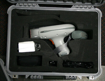 Thermo Niton XRF Analyzer X-Ray Fluorescent Spectrometer alloy ROHS Mining Metal