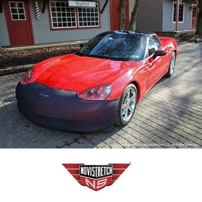 C6 Corvette NoviStretch Front Bra Stretch Mask FBM650V Fits: Base 05-13 Corvette