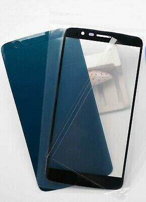 OEM Replacement Front Screen Glass Lens For LG Stylo 3 LS777+Frame&OCA Tape
