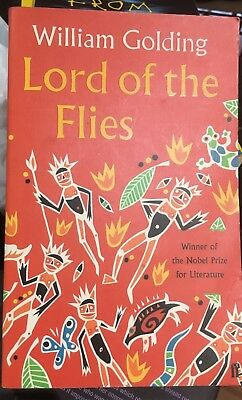 Lord Of The Flies - William Golding, PB Book