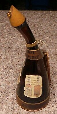 George Dickel Tennessee Sour Mash Whisky Souvenir Bottle ~ First Bottling 1964