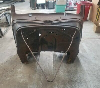 1939 39 Chevy Chevrolet Car Cowl Firewall Dash SHIPPING INCLUDED