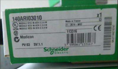 1PC New Schneider MODICON 140ARI03010 RTD IN 8CH Module TSX Quantum #OH08
