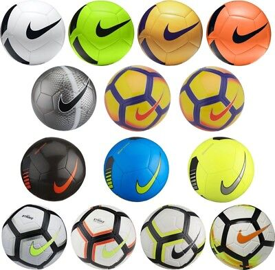 Nike Pitch Training Team Technique Strike Football Soccer Ball English size 5