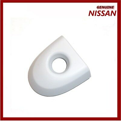 Genuine Nissan Juke Drivers Door Lock Cover with Key Hole. 806441KK0D New!