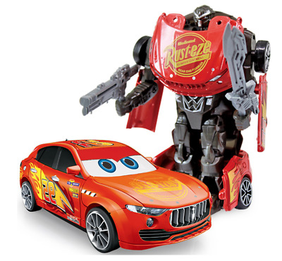Cars Transformers Action Figure Model Robot Toy Transform Kids Toys New 10cm