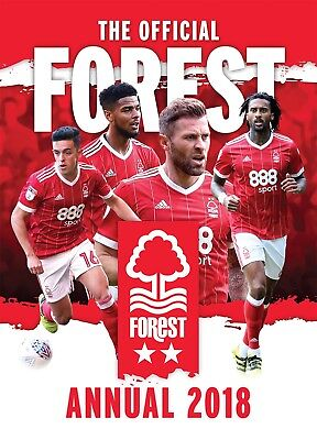 Official Nottingham Forest FC Annual 2018 - Forest Annual 2018 - NFFC