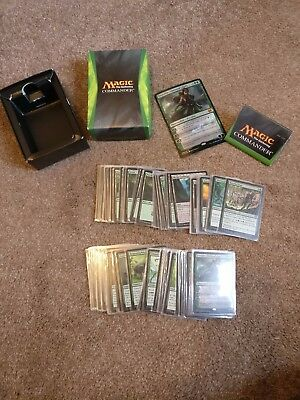 MTG ~ Guided By Nature ~ Commander 2014 ~ Green deck ~ Excellent condition