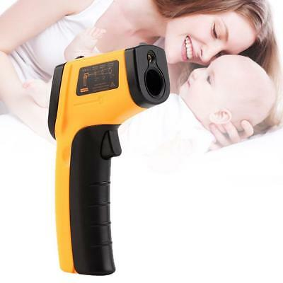 Non-Contact Handheld Digital IR Infrared Thermometer Laser Temperature Gun