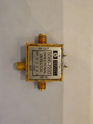 1pc Used Good functoin HP DIRECTIONAL DETECTOR MODEL 5086-7220 #YH