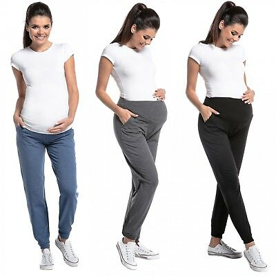Zeta Ville - Women's Pregnancy Pants. AVAILABLE IN 2 LEG LENGTHS - 637c