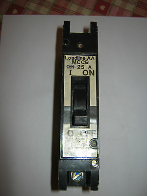 Dorman Smith  Loadline Type Aa 25A 25 Amp Ajustable Mccb Circuit Breaker