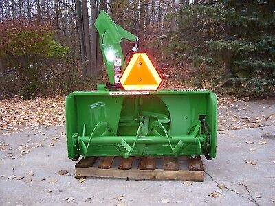 Frontier Snow Blower - NEW! - PTO driven 3-point hookup 54 inch wide