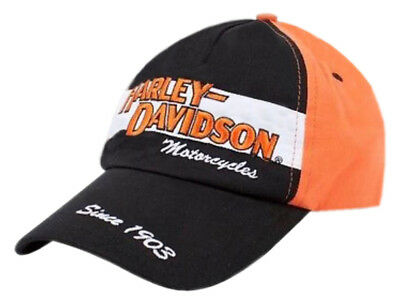 Harley-Davidson Boys Baseball Cap, Hat 0280282, Adjustable
