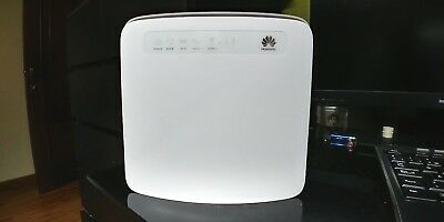Huawei Router E5186s-22A Blanco 4G LTE-TDD/FDD-WLAN-Router, LTE, CAT 6, LIBRE