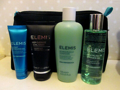 Elemis for Men Gift Set 2  - New 2017, Great for travelling or Christmas prezzie