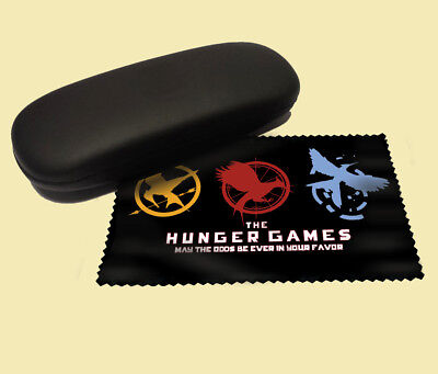 The hunger games lens cloth screen wipe laptop pc glasses soft movie