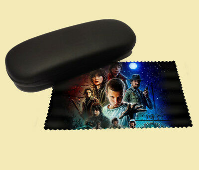 Stranger things lens cloth screen wipe laptop pc glasses soft tv show