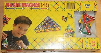Magic Magnet Set (kein original GEOMAG)
