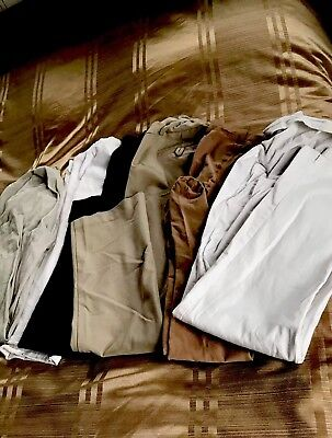 Lot Of 6 Maternity Pants Motherhood Size Xs/small
