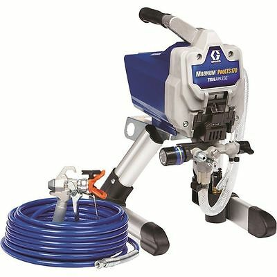 NEW Graco Magnum ProLTS 170 True Airless Paint Sprayer Kit Pro LTS 170 17H198