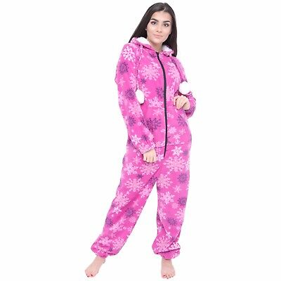 Unisex Adult Xmas Onsie Kigurumi Pyjamas Fancy Dress Onesie1 Sleepwear UK