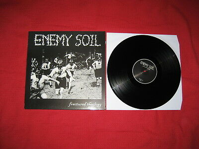 ENEMY SOIL Fractured Theology LP infest magrudergrind pig destroyer iron lung