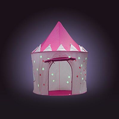 Play Tent Princess Castle Toys For Girls Glow In The DARK Fun Gift For Children