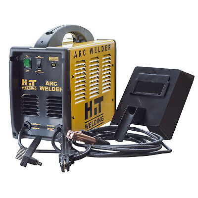 HIT 70 Amp ARC 120V Welder - Welds Steel To 1/8 Inch Thick, Duty Cycle 20% at...