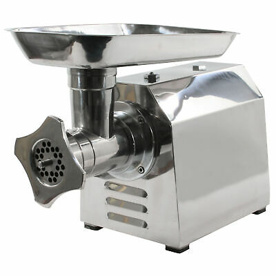 Sportsman Series MEGRINDUL 650 Watt Commercial Grade Meat Grinder - Stainless...