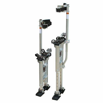 Pro-Series DS1830 Aluminum Drywall Stilts - Adjustable Height 18Inch - 30Inch