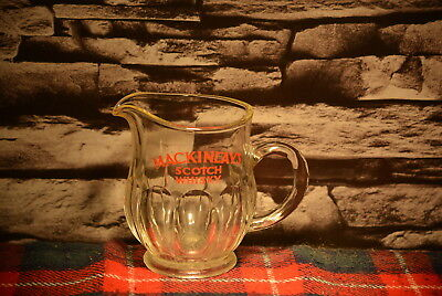 Mackinlay´s Old Scotch Whisky Water Jug Wasser Krug #c0215