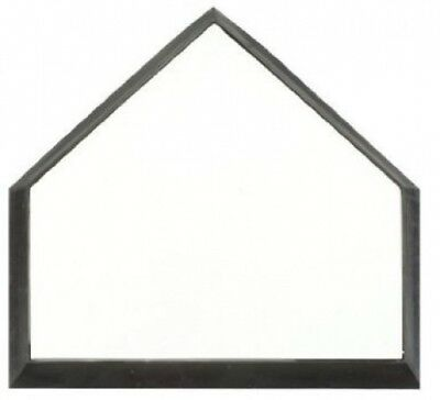 ProCage Wood Filled Home Plate. Trigon Sports. Free Shipping