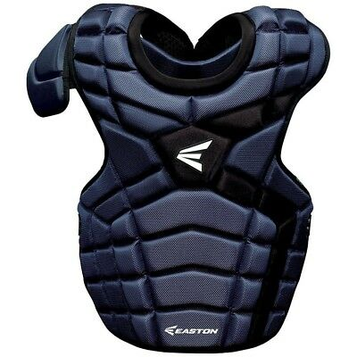 (Navy/Black) - Easton Mako II Adult Catcher's Chest Protector. Shipping is Free