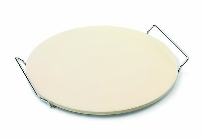 (Pizza Stone) - Jamie Oliver Keep It Simple Pizza Stone and Serving Rack