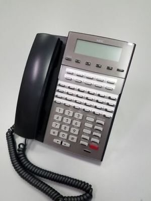 NEC VOIP DSX 34B phone 1090034 (black) WITH ADAPTER 1091045