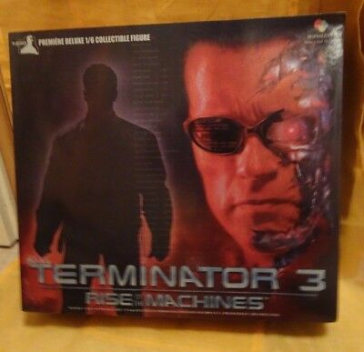 """Popsalute 1/6 Scale """"Terminator 3 - Rise Of The Machines"""""""