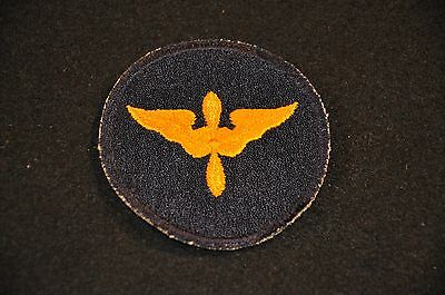 WWII US Army Air Forces Cadet SSI Shoulder Sleeve Insignia Patch Good Condition