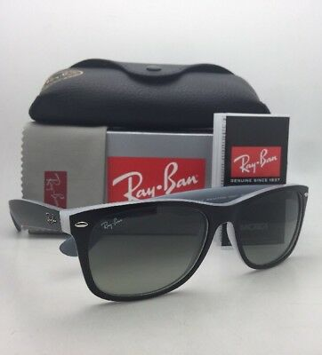 c60f9c2eccf POLARIZED RAY-BAN SUNGLASSES RB 2132 6052 58 55-18 NEW WAYFARER ...