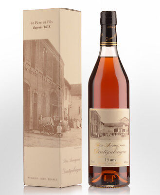 Dartigalongue 15 Year Old Armagnac (700ml)