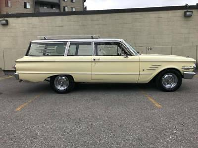 Mercury: Comet Comet 2dr Wagon 2dr Custom Wagon 1 of 272 Excellent Condition